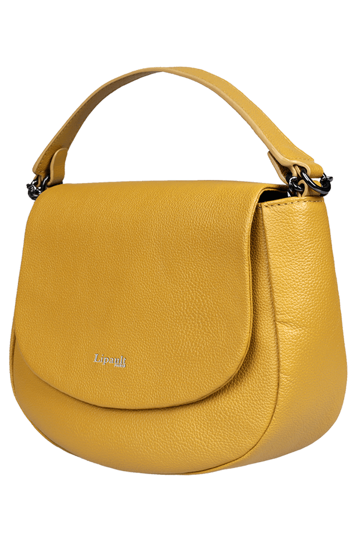 Plume Elegance Zadeltas Mustard | 5