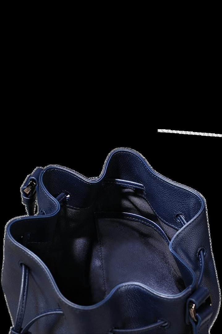 Plume Elegance Bucket Bag Navy | 4