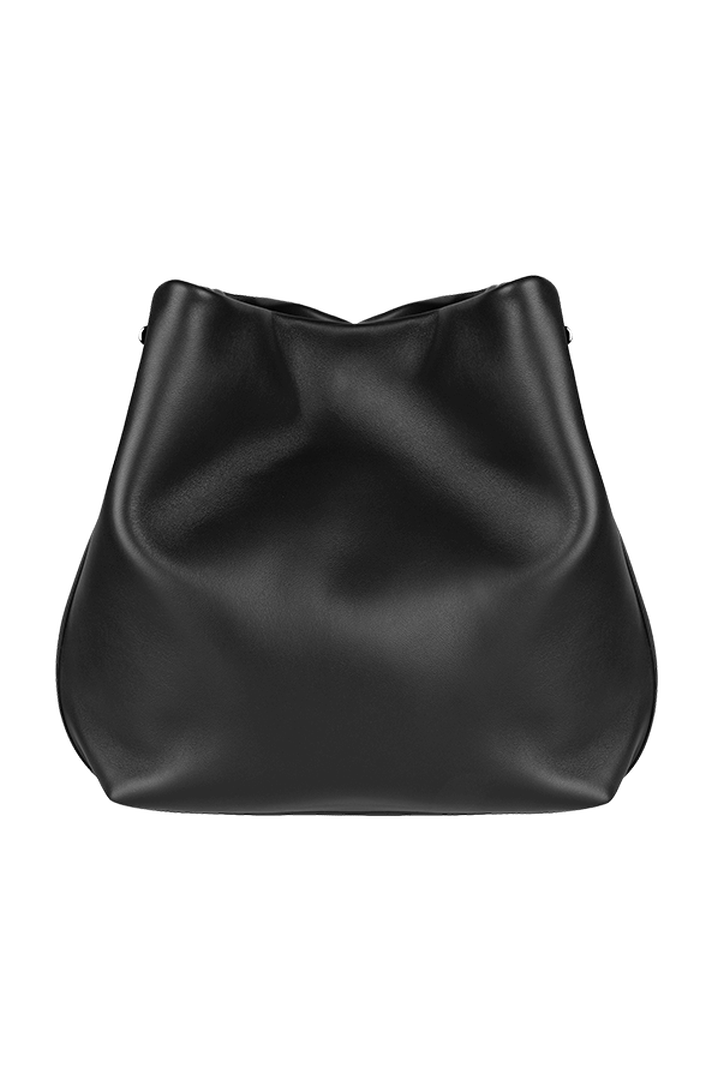 By The Seine Bucket Bag Black   3