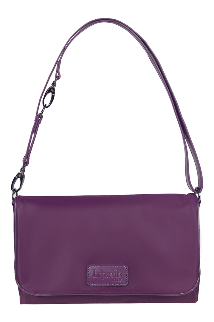Lady Plume Clutch M Purple | 5