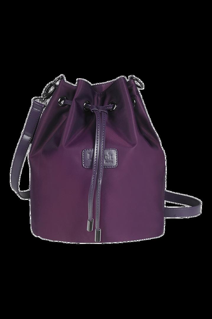 Lady Plume Bucket Bag S Purple | 1
