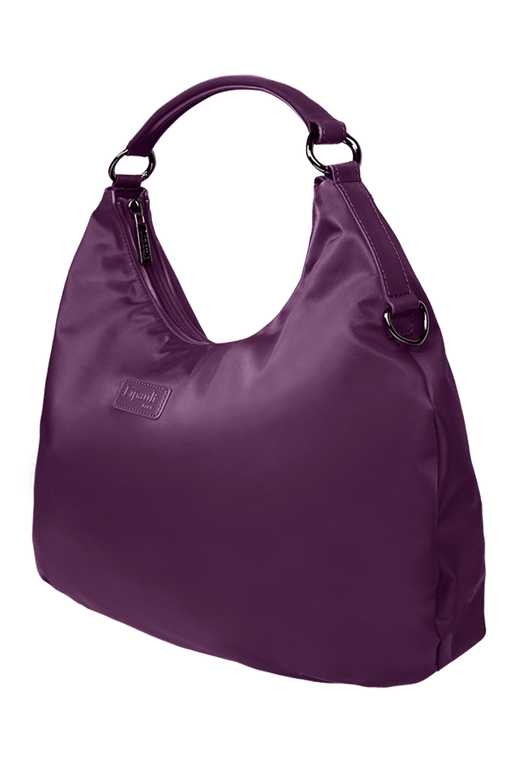 Lady Plume Hobo tas M Purple | 2