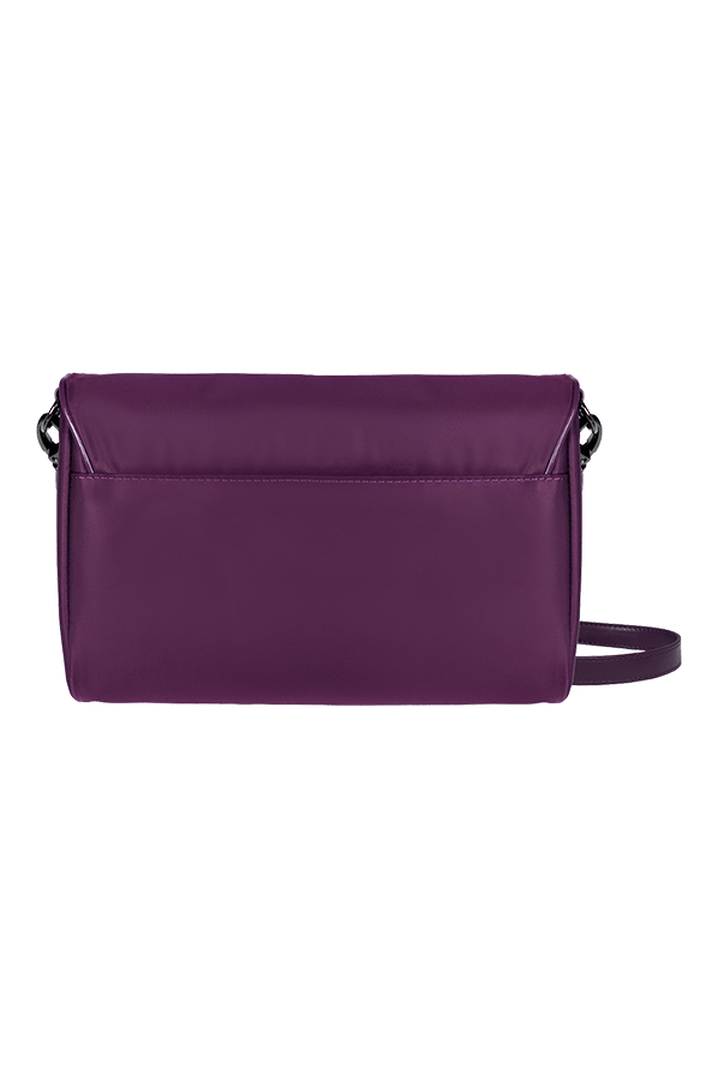 Lady Plume Clutch M Purple | 6