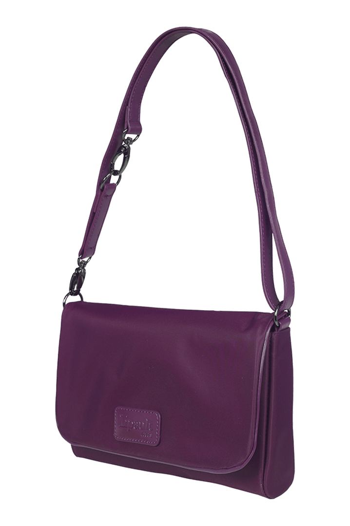 Lady Plume Clutch M Purple | 7