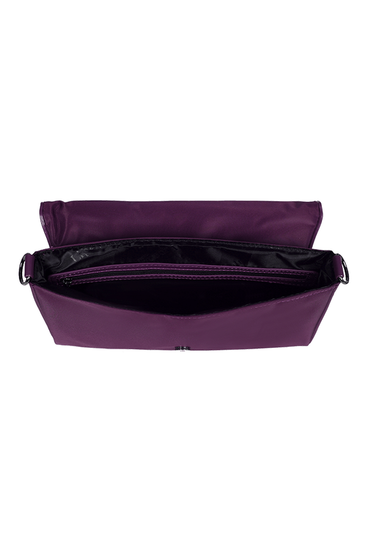 Lady Plume Clutch M Purple | 2