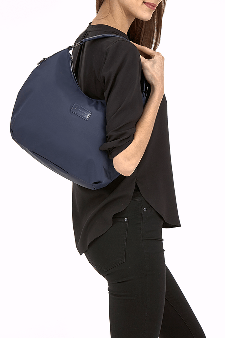 Lady Plume Hobo tas S Navy | 3