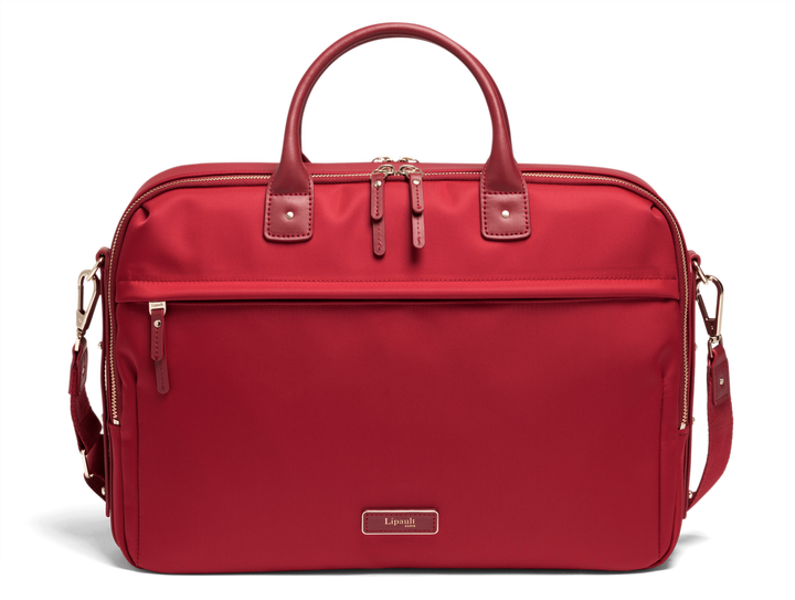 Business Avenue Laptop Aktetas  Garnet Red | 1