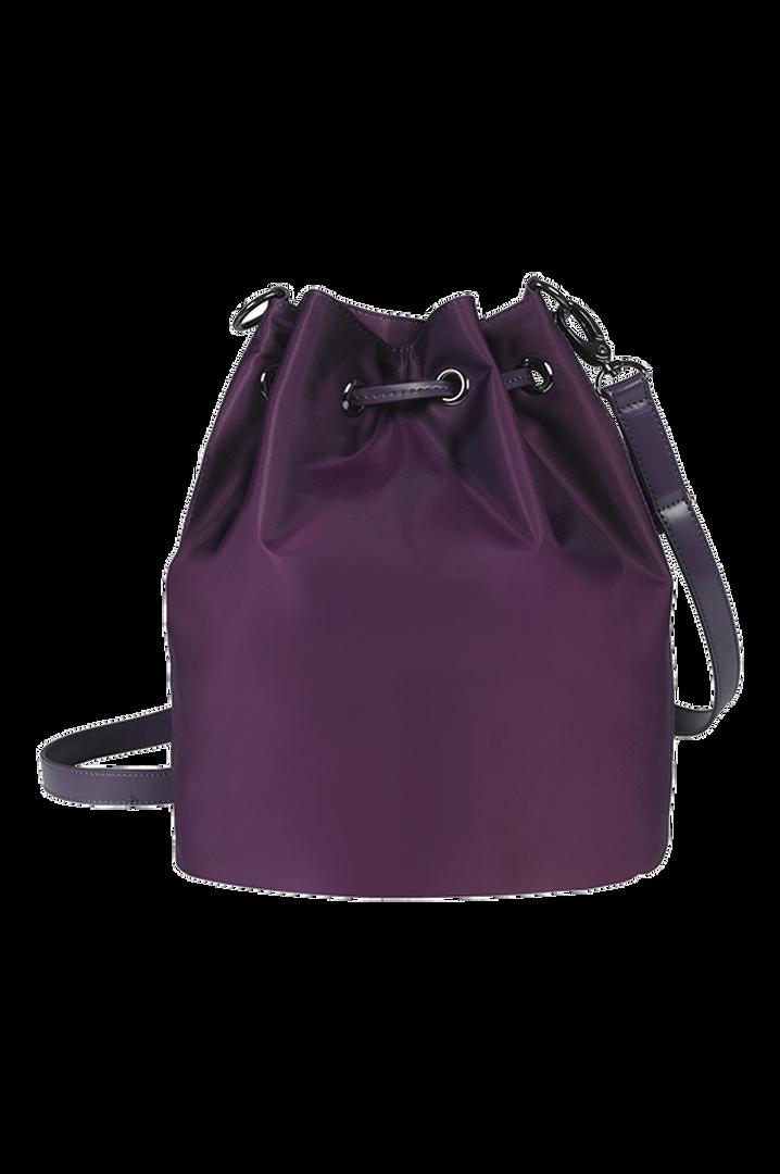 Lady Plume Bucket Bag S Purple | 4