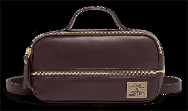 J.P. Gaultier Collab Belt Bag Burgundy