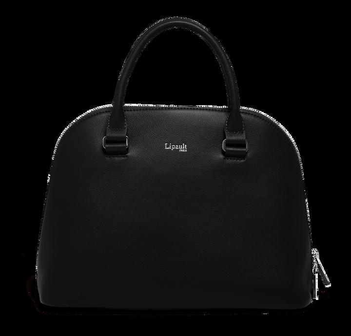 Plume Elegance Handtas M Black | 1