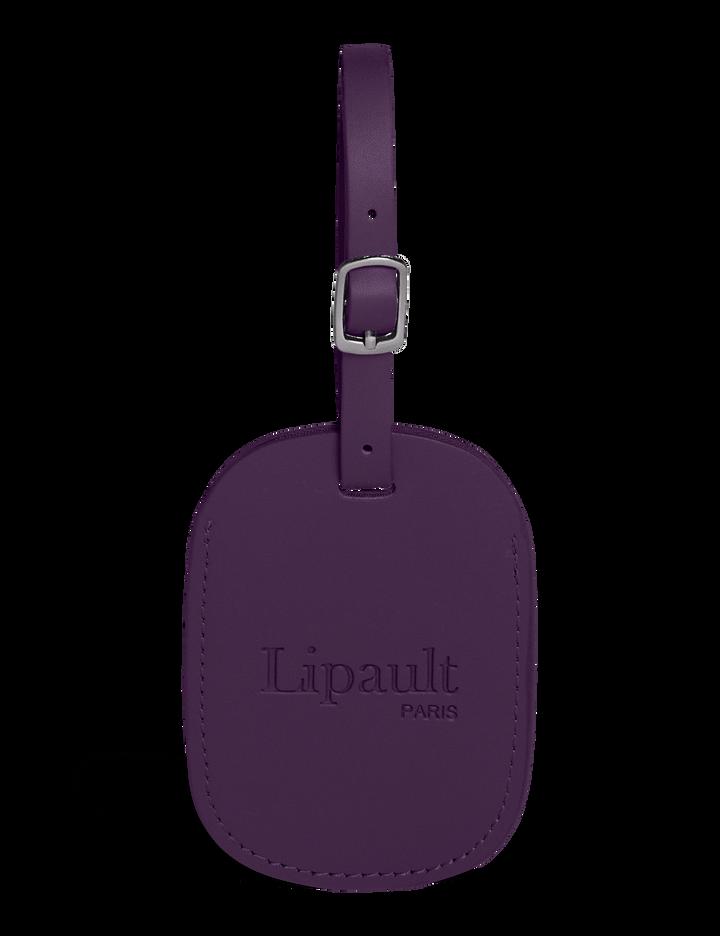 Lipault Travel Accessories Bagagelabel Purple | 1