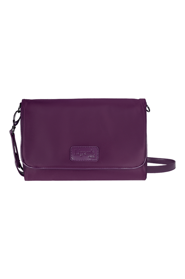 Lady Plume Clutch M Purple | 1