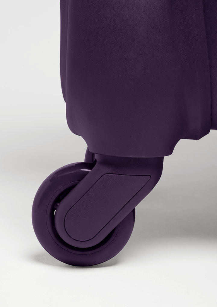 Originale Plume Spinner (4 wielen) 55cm Purple | 5