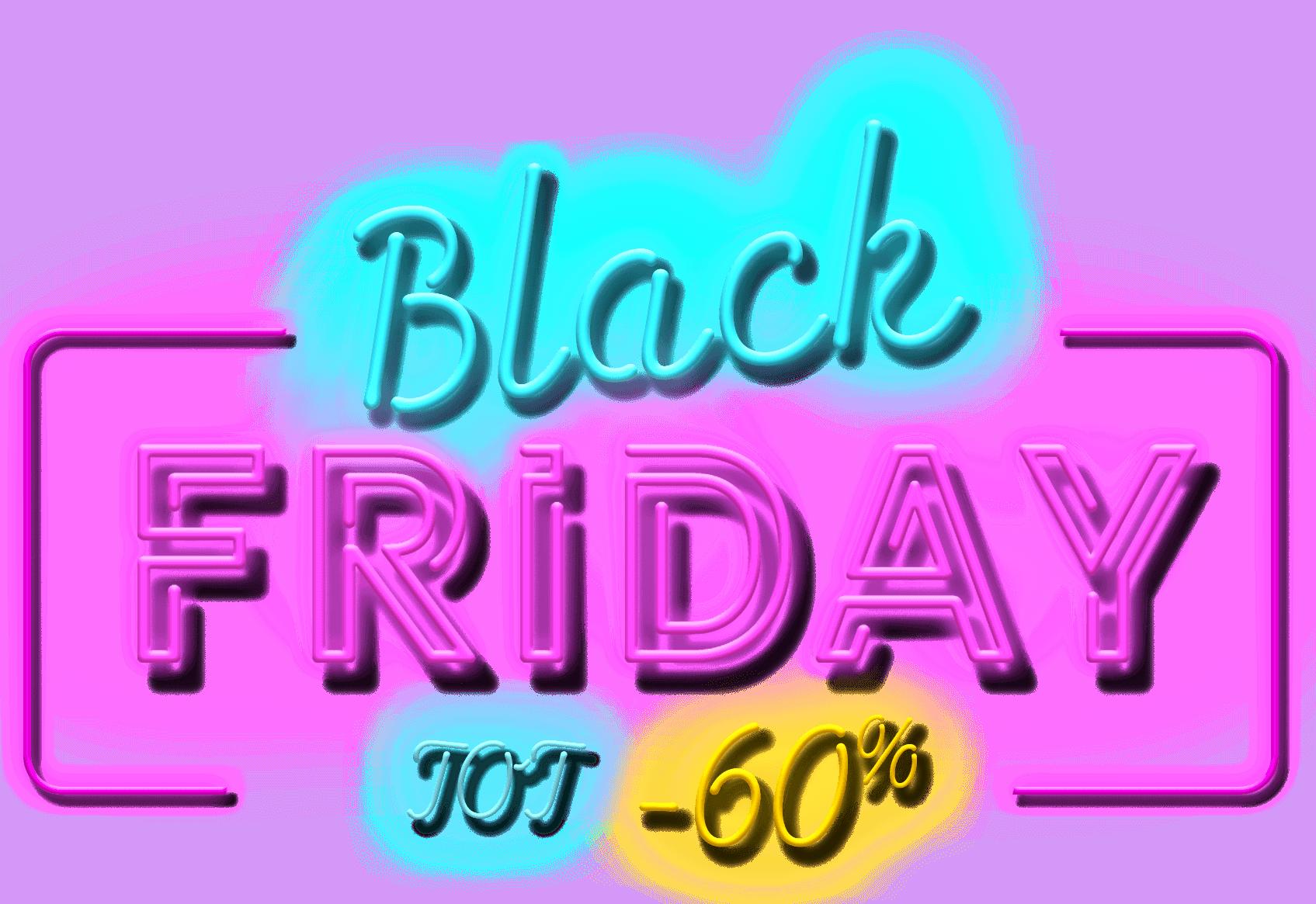 Black Friday 2018 Public Tot -60% korting